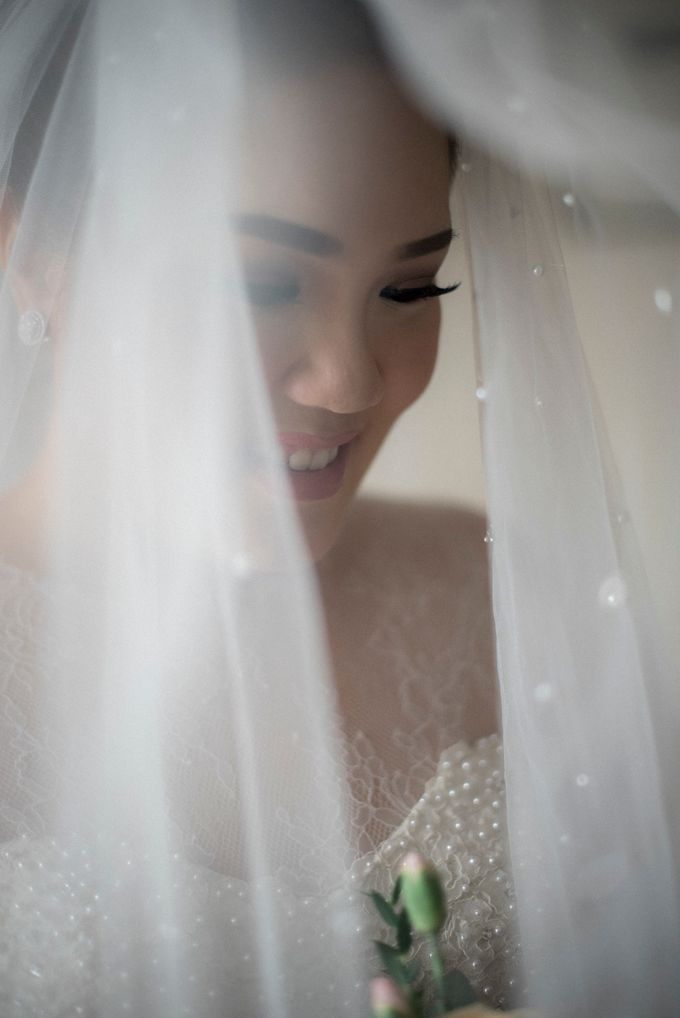 The Wedding Of Windra & Cindy by Vivi Valencia - 004