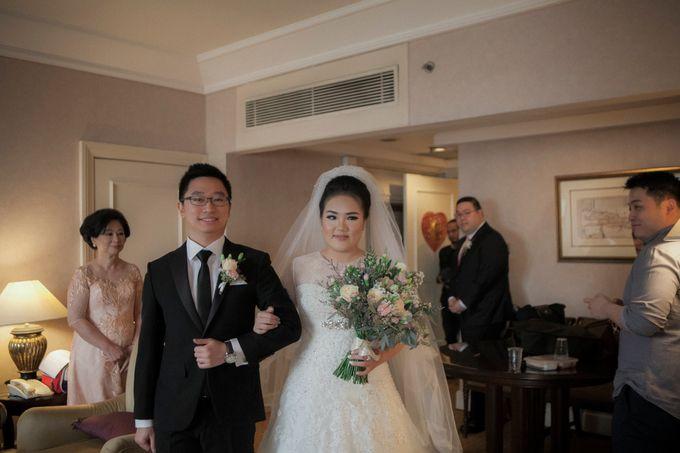 The Wedding Of Windra & Cindy by Vivi Valencia - 005