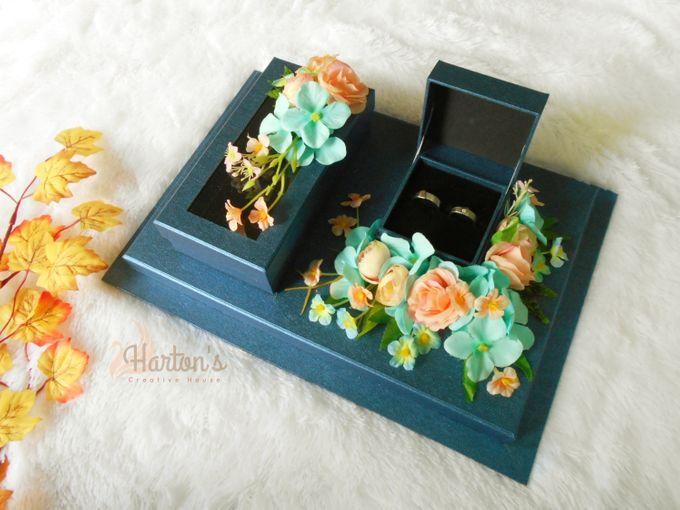 Ring Box by Harton's Creative House - 010