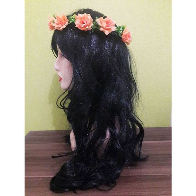Flower Crown / Bando Bunga / Mahkota Bunga by Estrella Flower Crown - 002