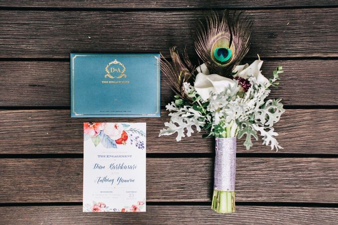 The Engagement Of Dian & Anthony by Pixel Event Designer - 009