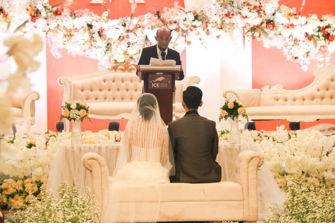Wedding of Aldous & Michelle by Indonesia Convention Exhibition (ICE) - 003