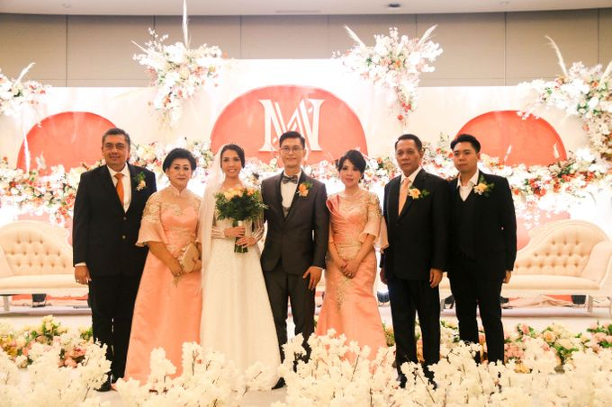 Wedding of Aldous & Michelle by Indonesia Convention Exhibition (ICE) - 006