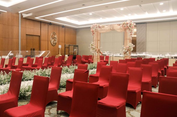 Wedding of Aldous & Michelle by Indonesia Convention Exhibition (ICE) - 007
