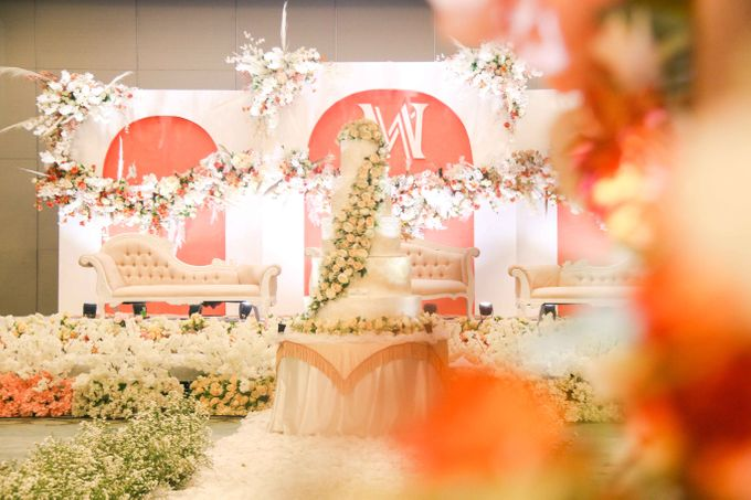 Wedding of Aldous & Michelle by Indonesia Convention Exhibition (ICE) - 005
