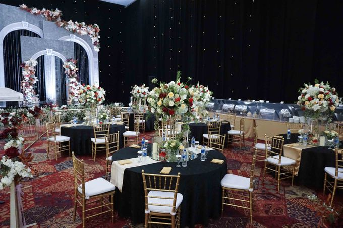 Wedding of Yuliana & Arif by Indonesia Convention Exhibition (ICE) - 006