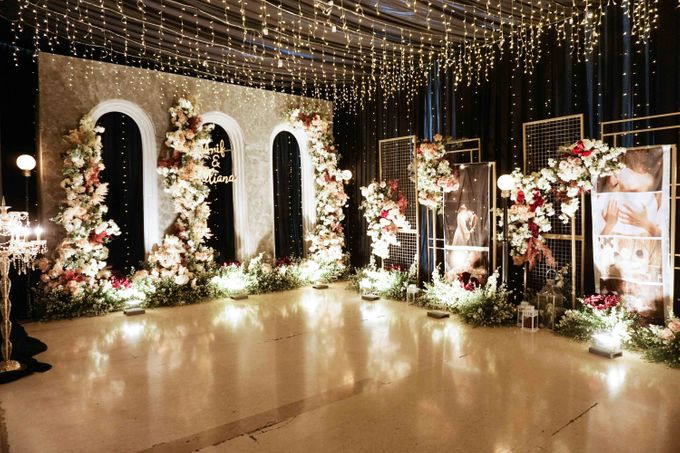 Wedding of Yuliana & Arif by Indonesia Convention Exhibition (ICE) - 001