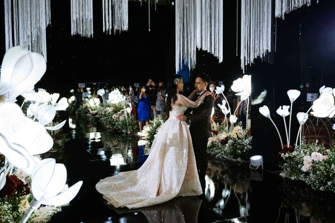 Wedding of Yuliana & Arif by Indonesia Convention Exhibition (ICE) - 005