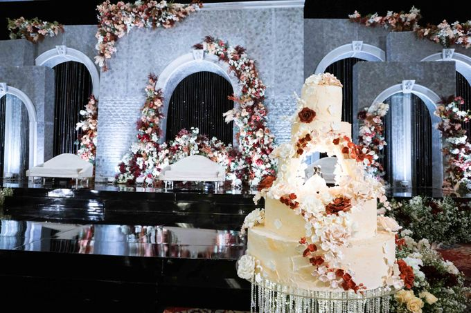 Wedding of Yuliana & Arif by Indonesia Convention Exhibition (ICE) - 002