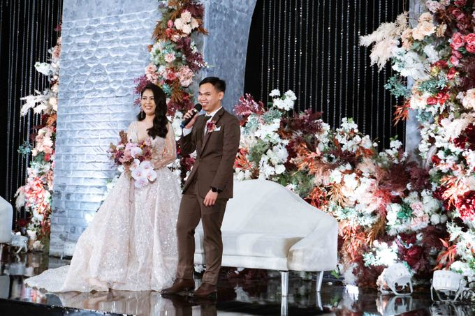 Wedding of Yuliana & Arif by Indonesia Convention Exhibition (ICE) - 007