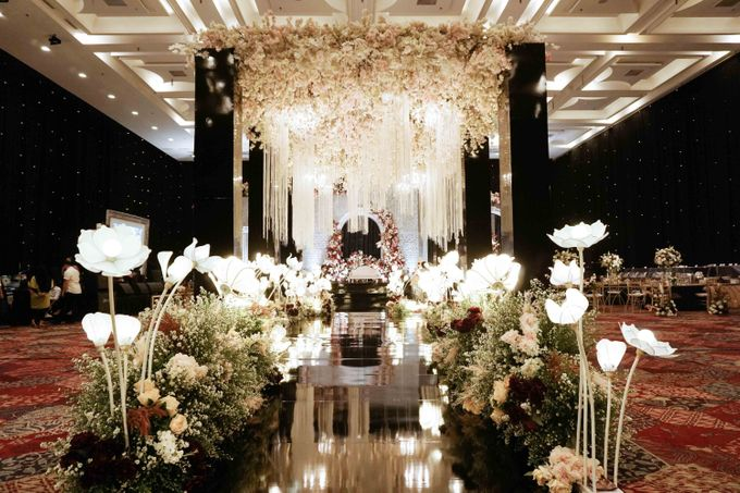 Wedding of Yuliana & Arif by Indonesia Convention Exhibition (ICE) - 004
