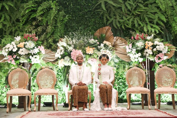 Wedding of Patria & Dinar by Indonesia Convention Exhibition (ICE) - 005