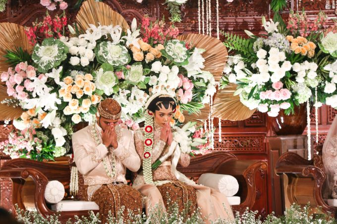 Wedding of Patria & Dinar by Indonesia Convention Exhibition (ICE) - 006