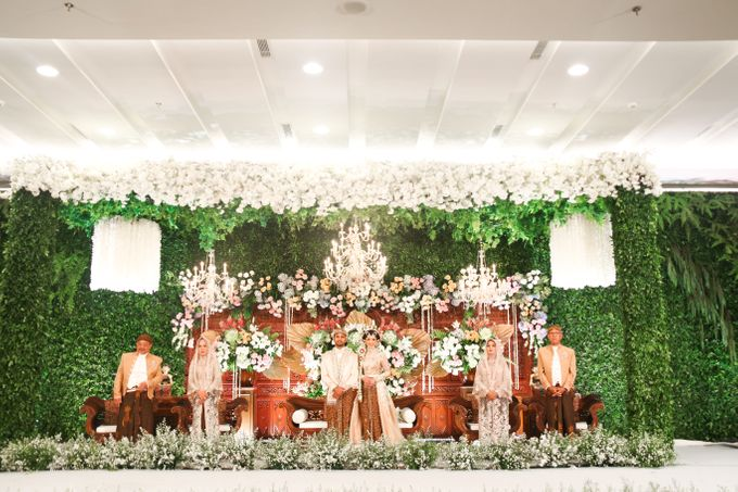 Wedding of Patria & Dinar by Indonesia Convention Exhibition (ICE) - 002