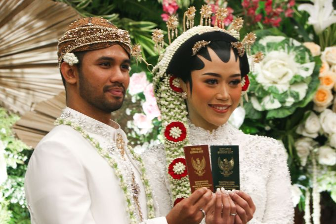 Wedding of Patria & Dinar by Indonesia Convention Exhibition (ICE) - 001