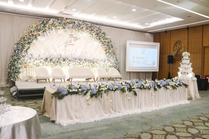 Wedding of Tommy & Vania by Indonesia Convention Exhibition (ICE) - 002