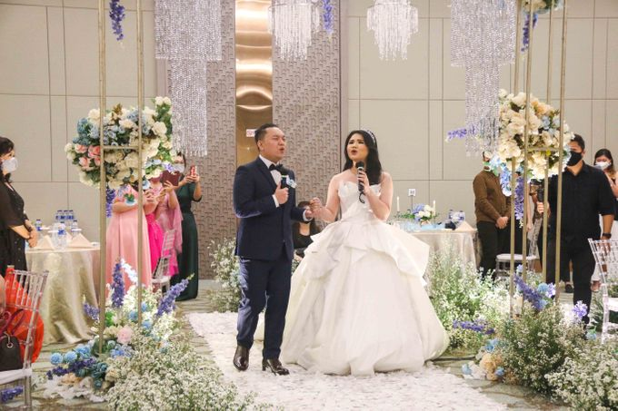 Wedding of Tommy & Vania by Indonesia Convention Exhibition (ICE) - 004