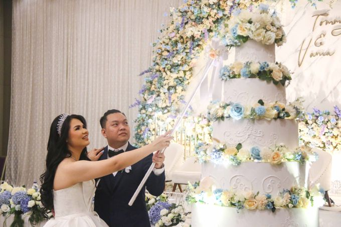 Wedding of Tommy & Vania by Indonesia Convention Exhibition (ICE) - 005