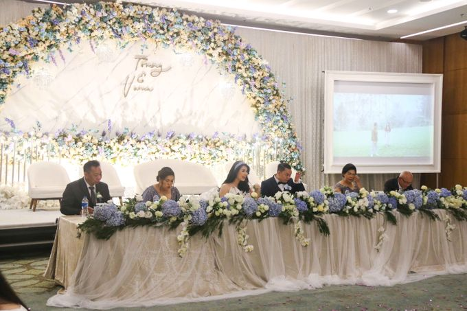 Wedding of Tommy & Vania by Indonesia Convention Exhibition (ICE) - 007