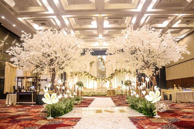 Wedding of Trio & Marlena by Indonesia Convention Exhibition (ICE) - 001