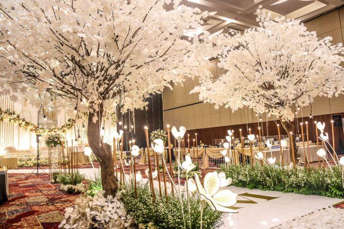 Wedding of Trio & Marlena by Indonesia Convention Exhibition (ICE) - 008