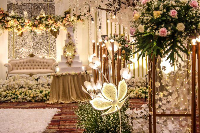 Wedding of Trio & Marlena by Indonesia Convention Exhibition (ICE) - 002