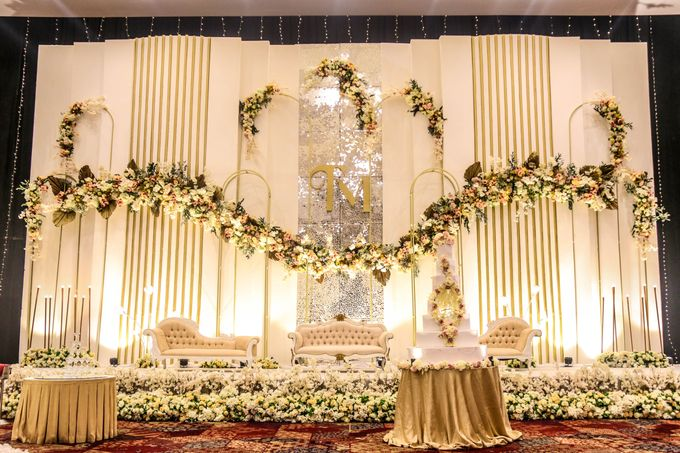 Wedding of Trio & Marlena by Indonesia Convention Exhibition (ICE) - 007
