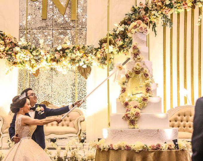 Wedding of Trio & Marlena by Indonesia Convention Exhibition (ICE) - 004