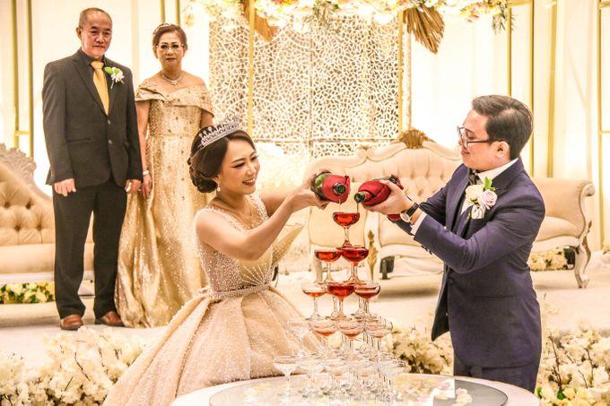 Wedding of Trio & Marlena by Indonesia Convention Exhibition (ICE) - 006