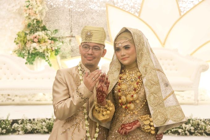 Wedding of Intan & Yudhi by Indonesia Convention Exhibition (ICE) - 005