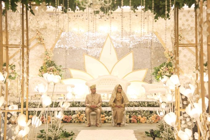 Wedding of Intan & Yudhi by Indonesia Convention Exhibition (ICE) - 001