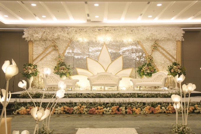 Wedding of Intan & Yudhi by Indonesia Convention Exhibition (ICE) - 002