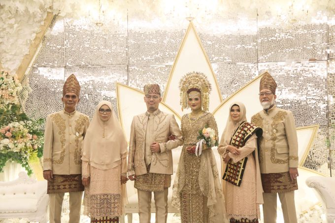 Wedding of Intan & Yudhi by Indonesia Convention Exhibition (ICE) - 003
