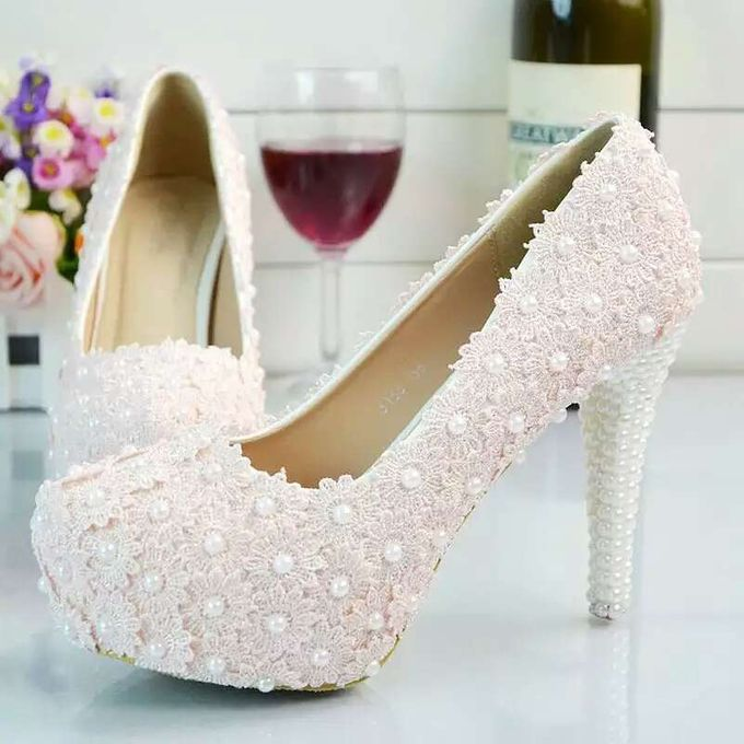 WEDDING SHOES by TIANXI TRADING PTE LTD - 014