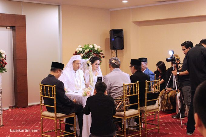 Akad Nikah by BALAI KARTINI - Exhibition and Convention Center - 001