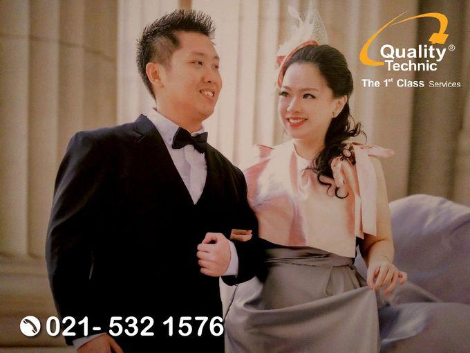 Wedding of Michael & Christine by QUALITY TECHNIC - 001
