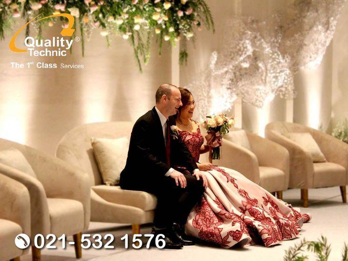 Wedding of Mark & Marissca by QUALITY TECHNIC - 002