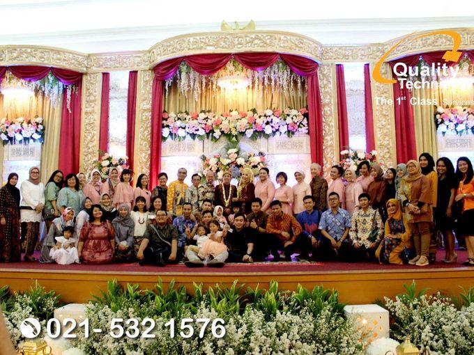 Wedding of Nana & Indra by QUALITY TECHNIC - 001