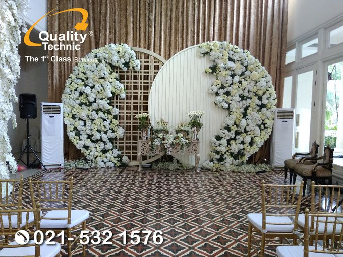 Wedding of Reza & Faustina by QUALITY TECHNIC - 007