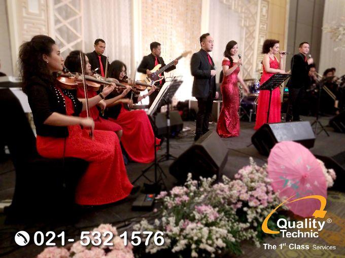 Wedding of Michael & Christine by QUALITY TECHNIC - 005