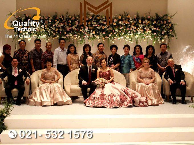 Wedding of Mark & Marissca by QUALITY TECHNIC - 004