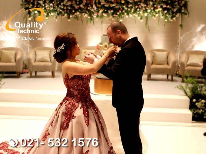 Wedding of Mark & Marissca by QUALITY TECHNIC - 001