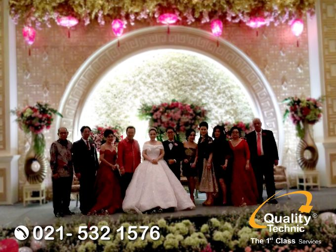 Wedding of Michael & Christine by QUALITY TECHNIC - 002