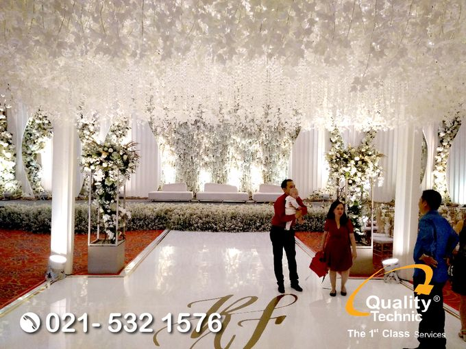 Wedding of Reza & Faustina by QUALITY TECHNIC - 002