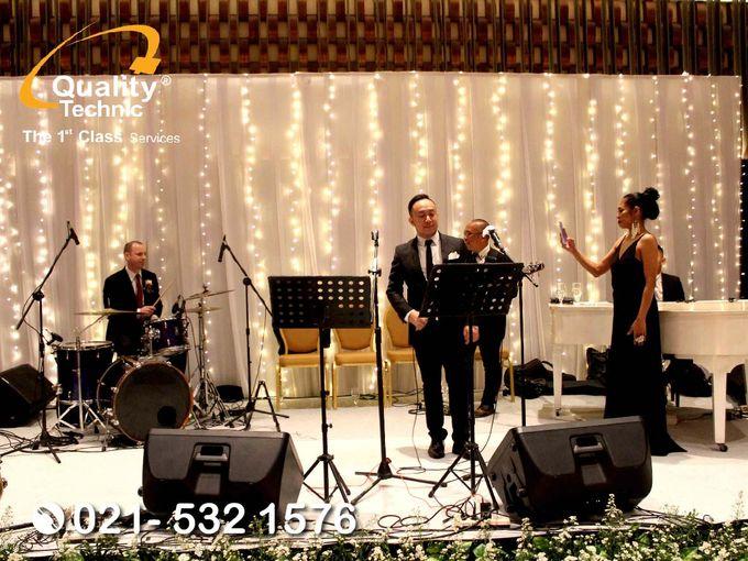 Wedding of Mark & Marissca by QUALITY TECHNIC - 006