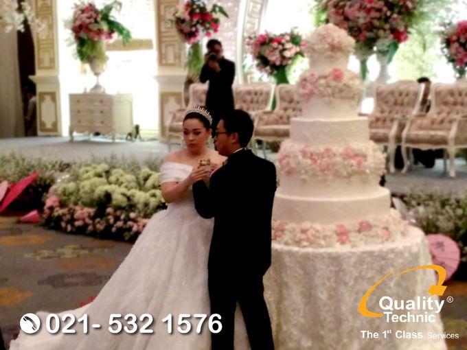 Wedding of Michael & Christine by QUALITY TECHNIC - 004