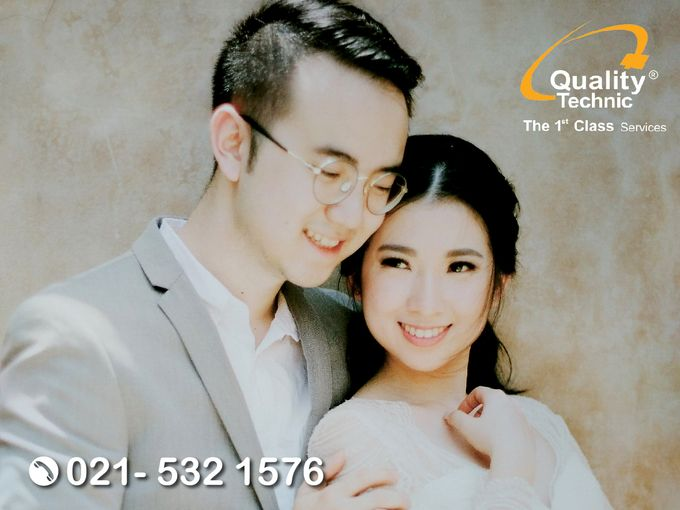 Wedding of Reza & Faustina by QUALITY TECHNIC - 001