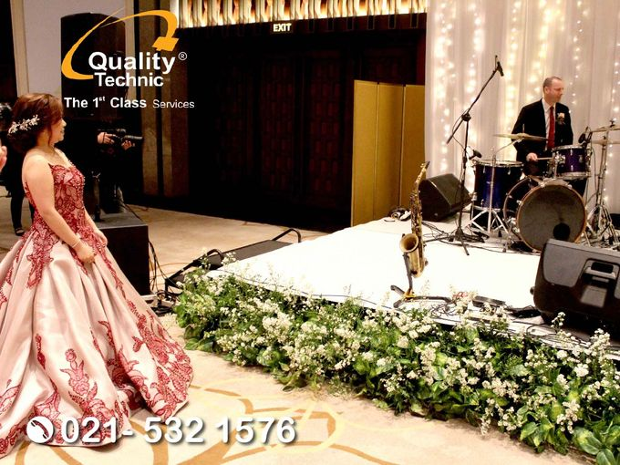 Wedding of Mark & Marissca by QUALITY TECHNIC - 003