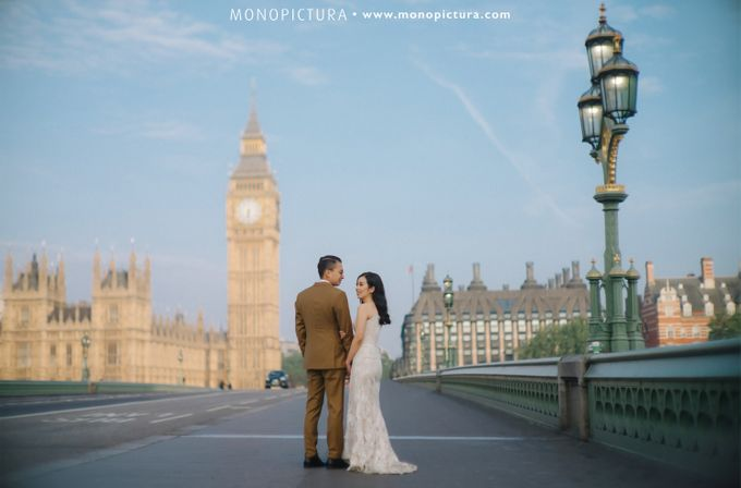 Ted - Prewedding of Handara & Margareth by Monopictura - 001