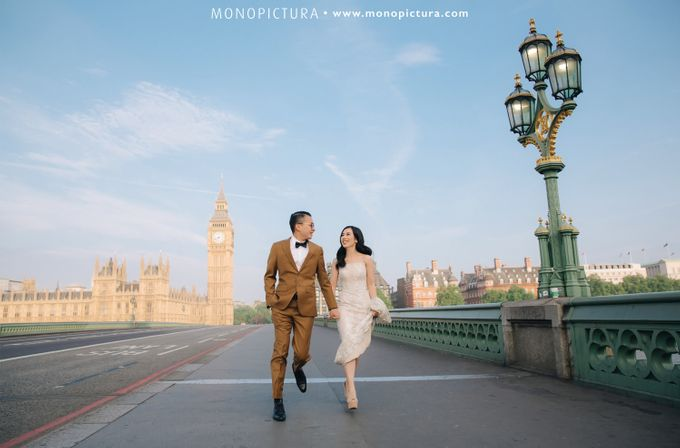 Ted - Prewedding of Handara & Margareth by Monopictura - 002